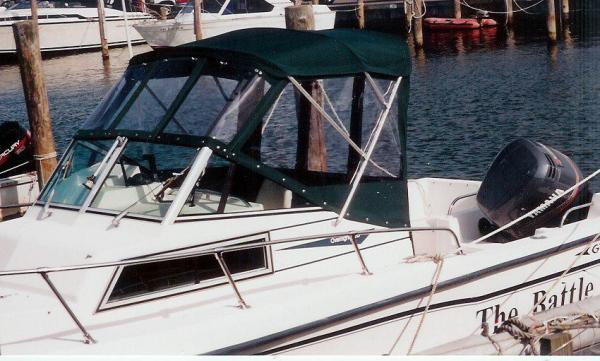 Bimini top & Enclosure