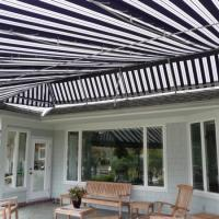 Rounded Patio Awning Details