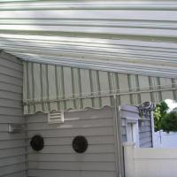 Compact Patio Awning